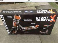 Stunt scooter new in box