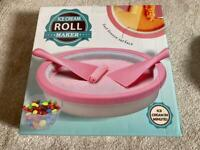 Ice Cream Roll Maker Frozen Pan Opened but never used.