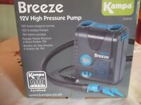 'KAMPA' BREEZE 12V HIGH PRESSURE AIR PUMP