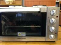 Morphy Richards mini oven with hob