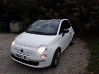 Fiat 500 1.2 Cult 3dr (start/stop) For Sale