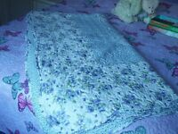Bedspread/throw. patchwork Double Size.