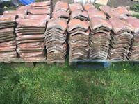 400+ Reclaimed Clay Roofing Tiles