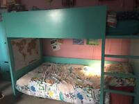 Habitat bunk bed