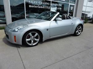 2008 Nissan 350Z Grand Touring NAVIGATION