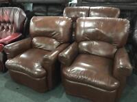 Leather 2 11 sofa set
