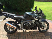 2009 BMW K 1300 R GREY/BLACK