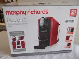 BRAND NEW Morphy Richards 179002 Red