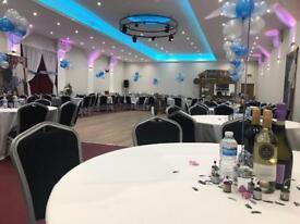Banqueting Hall Birthday Venue Wedding Venue