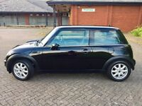 Mini one. 1.6 petrol. £990ono
