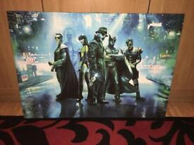 A1 Watchmen Movie Canvas