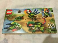 LEGO Creator 31031: Rainforest Animals - BRAND NEW and SEALED