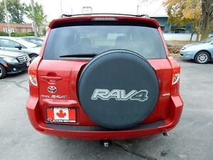 2007 Toyota RAV4 V6 4WD | SPORT | P.SUNROOF | NO ACCIDENTS Kitchener / Waterloo Kitchener Area image 6