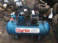 Clarke's Compressor