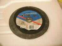 Cutting Disk, flat stone, packs of 5, 230mm x 22.23mm