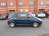 PEUGEOT 1007 DOLCE 1.4 LADY OWNED CHEAP CAR 2006
