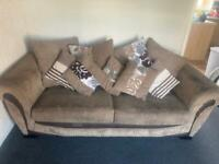 3&2 seater sofa NEED TO GO THIS MORNING