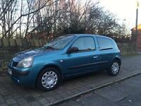 2005 Renault Clio 2005 1.2 Great Runner Ideal First Car