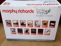 BRAND NEW Morphy Richards vacuum cleaner hoover