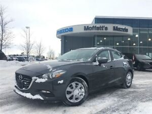 2017 Mazda Mazda3 GX Serv Loaner GX 7 SCREEN, BACKUP CAM, BLUETO