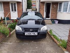 Hyundai Getz 1.1 Cheap to run and low insurance