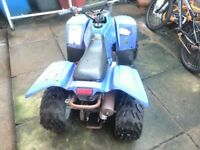 50cc kawasati quad