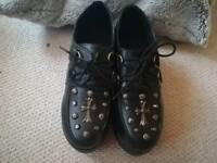 Platform Creepers size 5