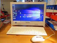 Lenovo C260 All-in-One Desktop Computer