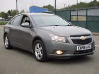 2009 Chevrolet Cruze 1.6 i LS 4dr Automatic - LOW MILEAGE - FULL HISTORY ** PX WELCOME * FINANCE *