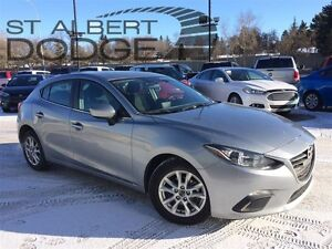 2016 Mazda MAZDA3 SPORT GS | SKYACTIVE | HEATED SEATS | BACKUP C