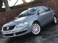 **AUTOMATIC** VOLKSWAGEN PASSAT CR HIGHLINE 2.0 TDI 12 MONTH MOT SERVICE HISTORY
