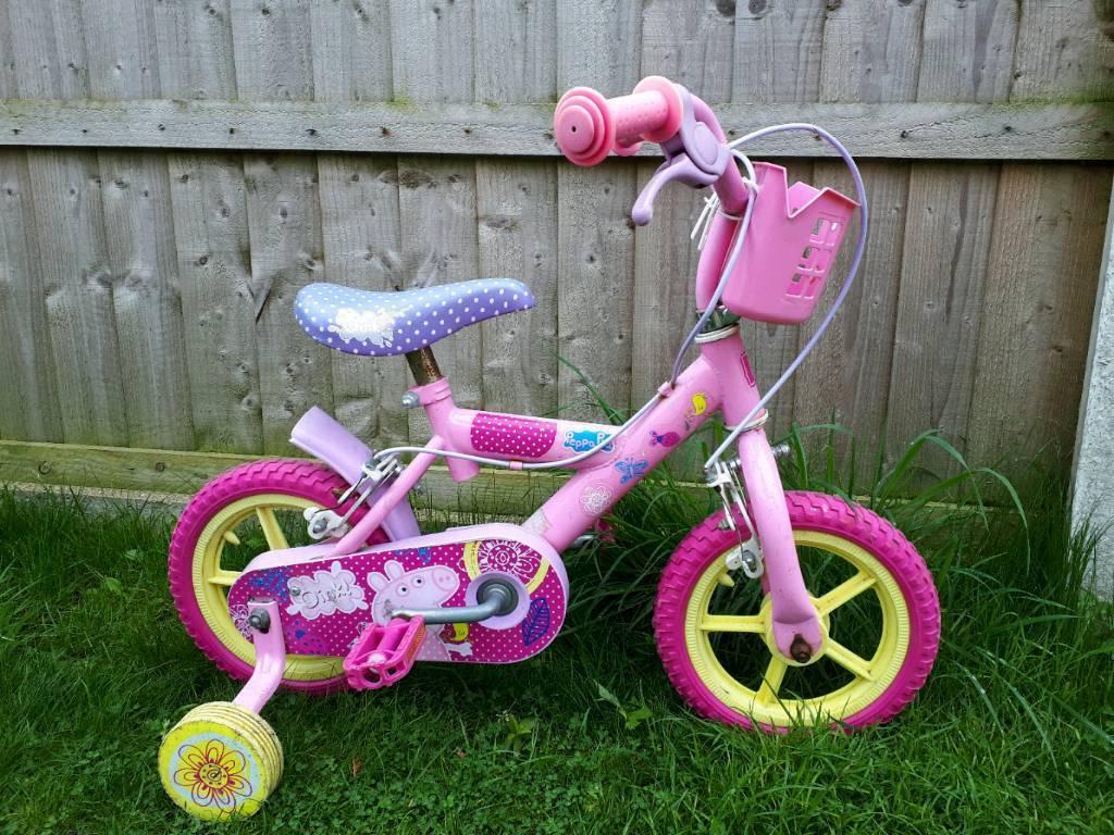 Pepa pig Girls bicycle nr3