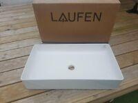 His & hers Laufen Sinks