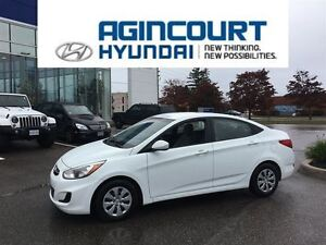 2015 Hyundai Accent GL/HEATED SEATS/BLUETOOTH/ONLY 57332KMS!!!