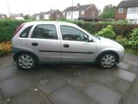 2003 1.2 vauxhall corsa spares and repairs