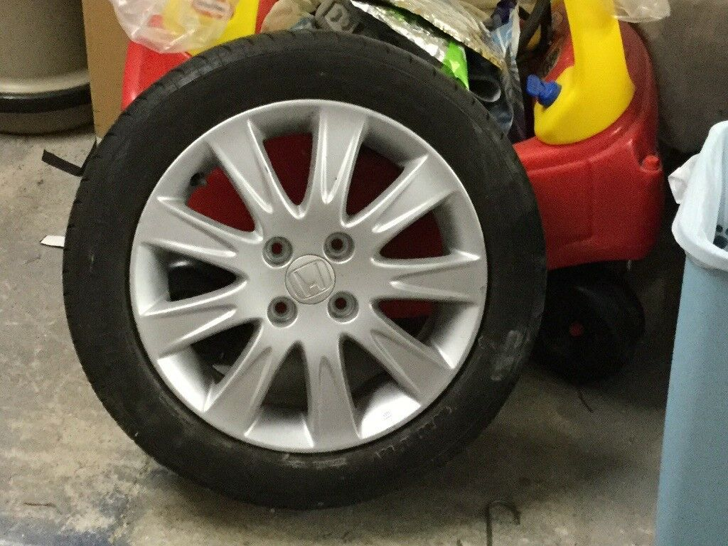 Honda Jazz Alloy Wheel 2006 In Newcastle Tyne And Wear Gumtree