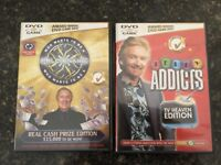 Interactive TV Game Show DVD's