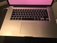 Apple MacBook Pro 15in 2.2GHz 16GB 256GB Mint 2Mth Wqrrabtyr