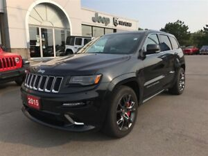 2015 Jeep Grand Cherokee SRT8 w/Navi, Tow Package, Vapour Wheels