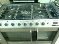 Stainless steel Range, belling