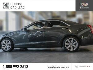 2016 Cadillac ATS 2.5L 2.99% for up to 60 months O.A.C.!