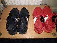 Adidas Size 8s X 2