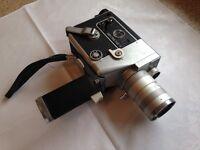 Canon Cinezoom 512 8mm camera vintage