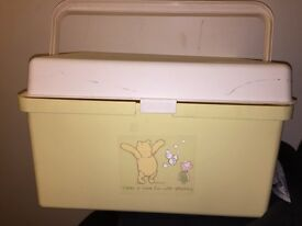 FREE mothercare baby storage bath box