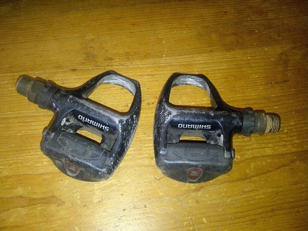 Shimano road SPD pedals