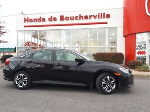 2016 Honda Civic LX Camera Bluetooth Bancs chauffants