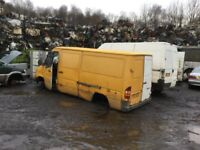 Wanted scrap diesel cars and vans
