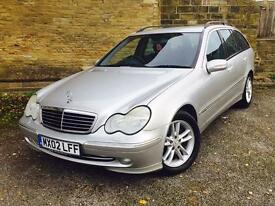MERCEDES C240 AVANTGARDE AUTO BIG SPEC