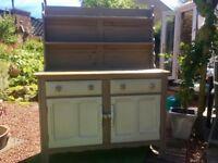 Solid oak dresser/sideboard