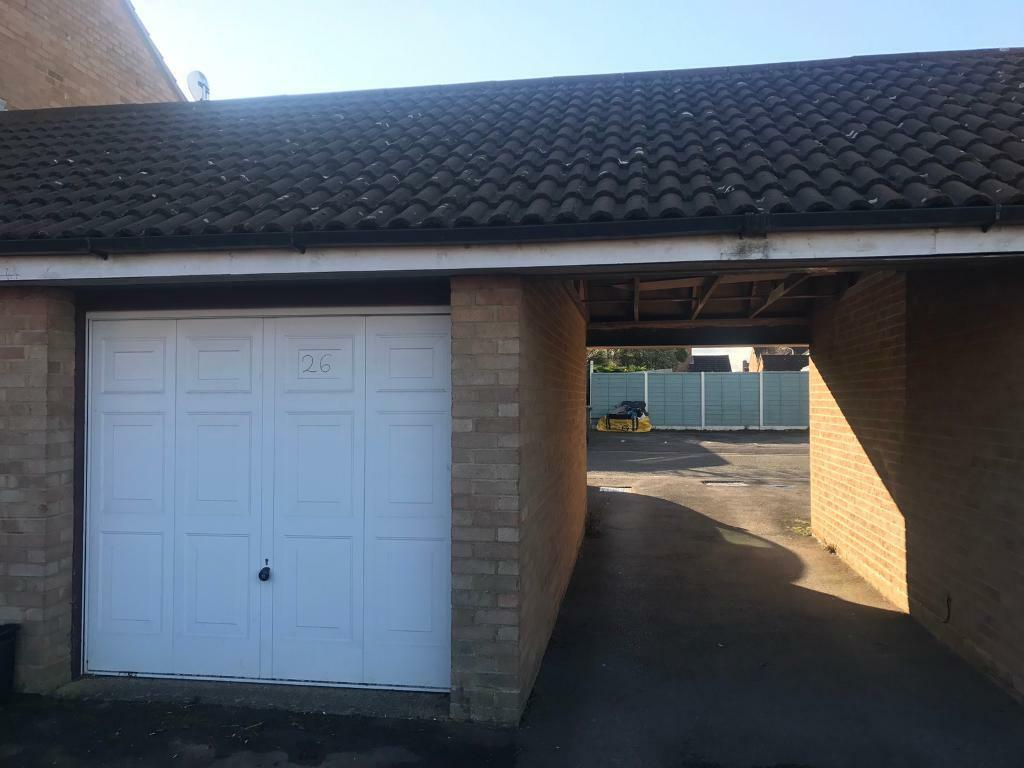 Garage Parking Space To Rent In Wigmore Luton In Luton